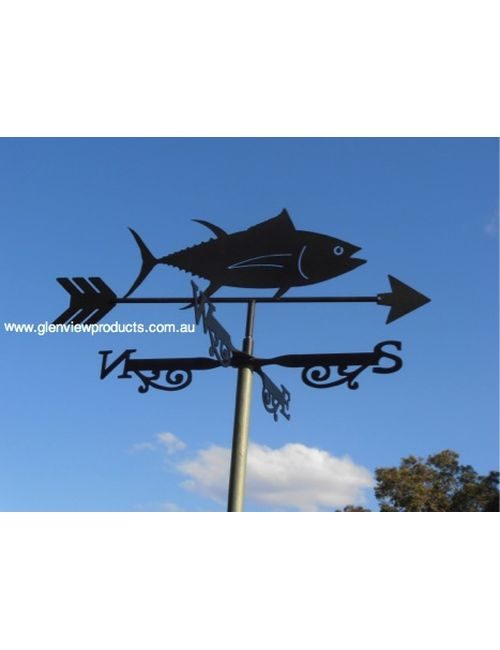 Yellow Fin Tuna L1 1 500x650 - Tuna Weathervane