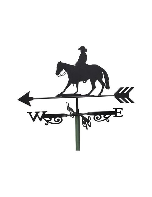 Cow Girl Windvane