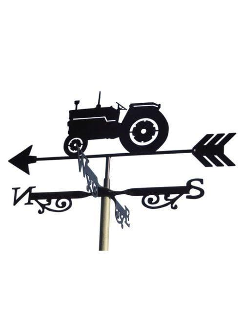 fergie tractor r1 1 500x650 - Fergie Tractor Weathervane