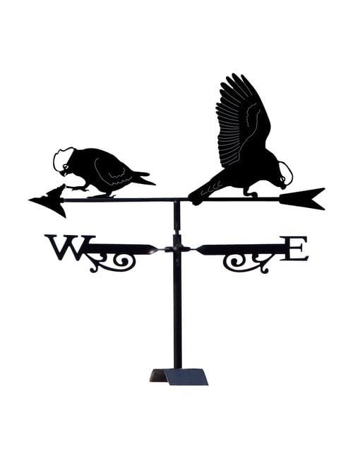 ridge bracket galahsX 2 1 1 500x650 - Galah Weathervane