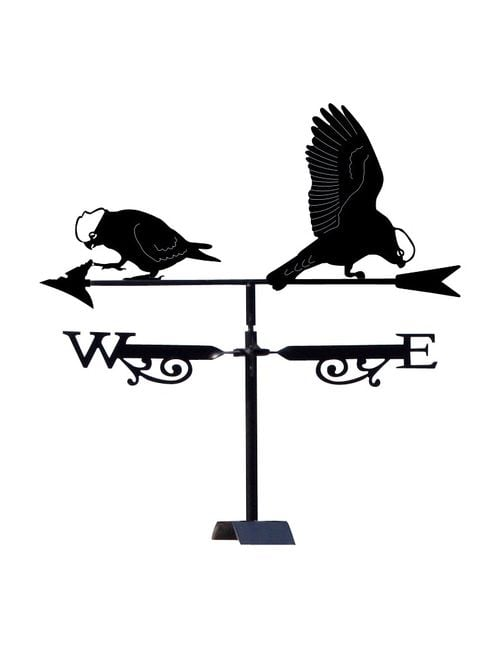 ridge bracket galahsX 2 1 1 - Galah Weathervane