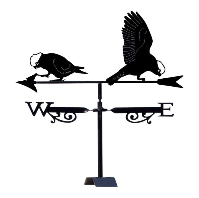 ridge bracket galahsX 2 1 700x695 - Galah Weathervane
