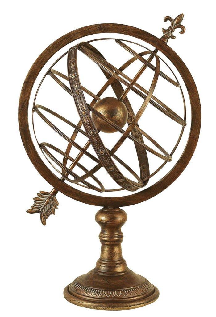 Armillary Sundial 700x1029 - Armillary Sphere Sun Dial