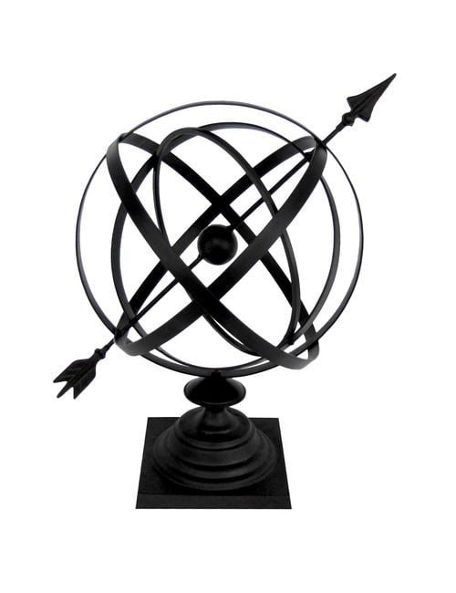 OT GARDENARROW141580565554637ad7a98882 500x650 - Armillary Sphere Sun Dial