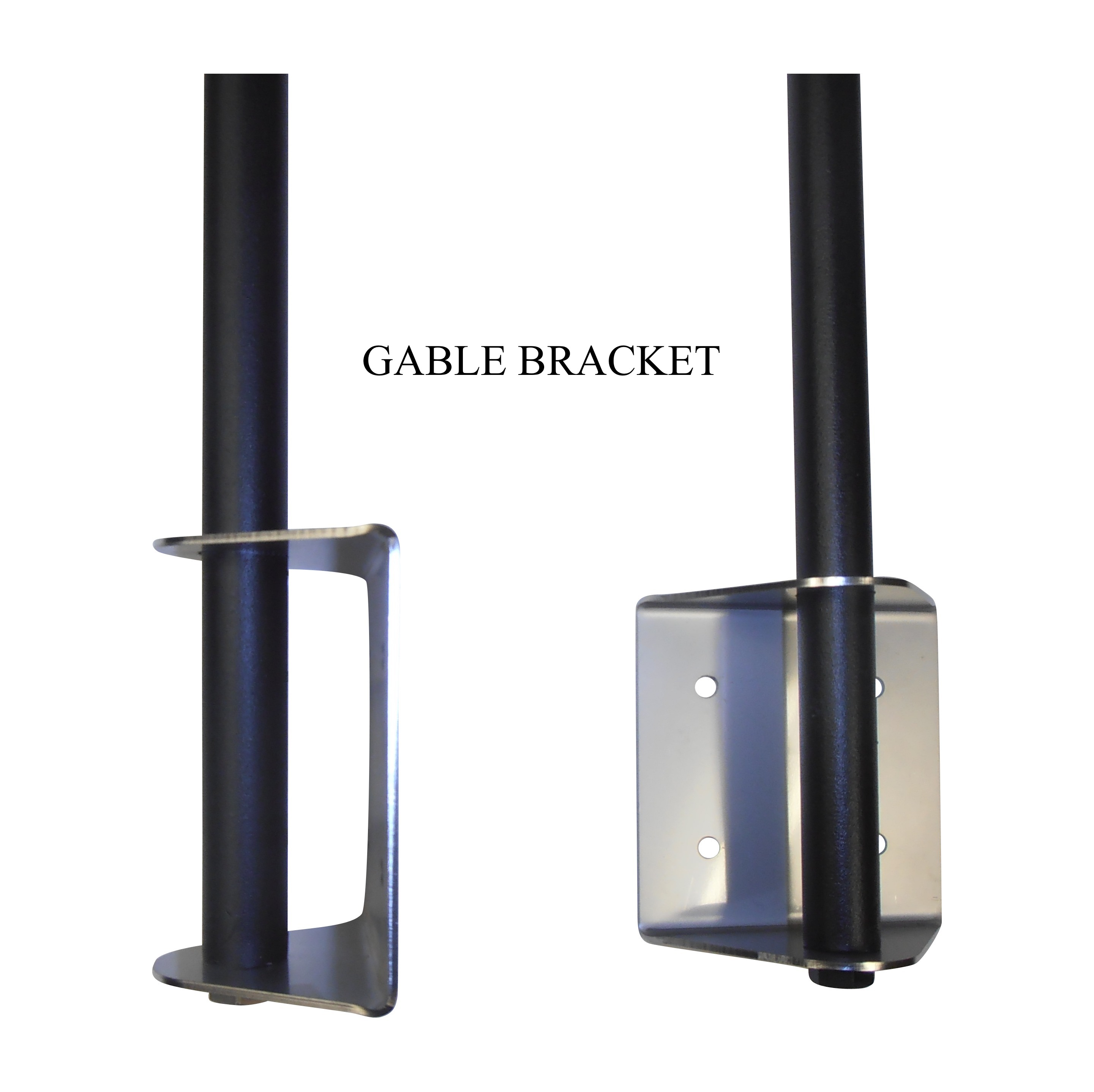 Gable Bracket XXX10 - Alan Border Weathervane