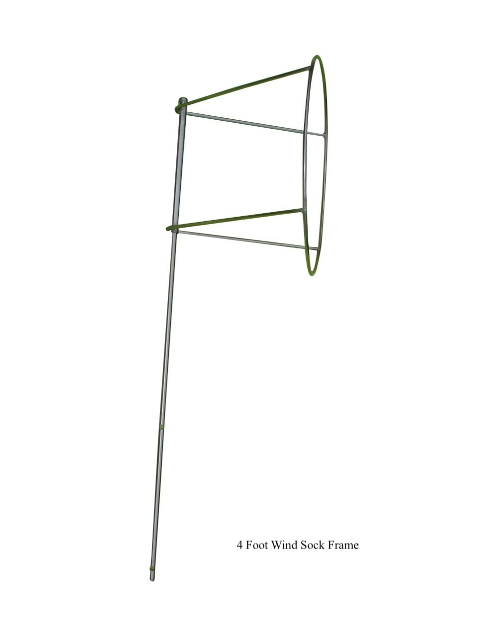 4 foot frame X 3 - Commercial Windsock Frames (4, 6, 8, and 12 foot)
