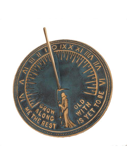 Sun Dials20 500x650 - Large Brass Sun Dial