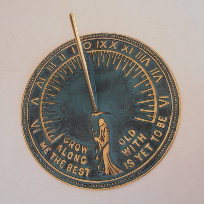 Sun Dials20 700x698 - Large Brass Sun Dial