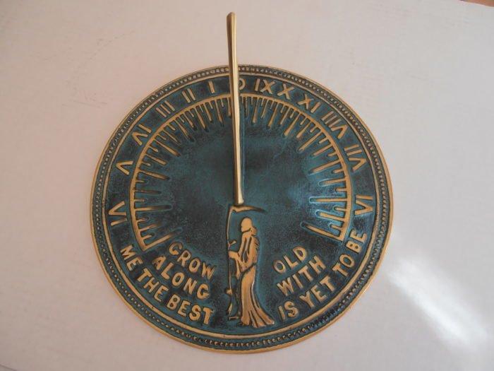 Sun dials19 15 700x525 - Large Brass Sun Dial