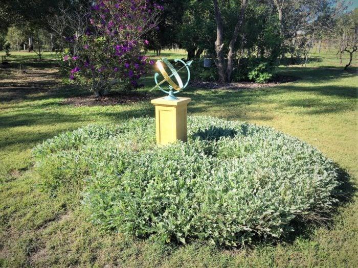 Garden Sun Dial