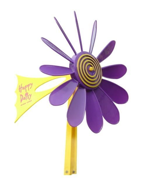 Happy Daisy Wind vanes