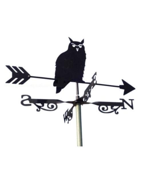 owl weathervane - Owl Weathervane
