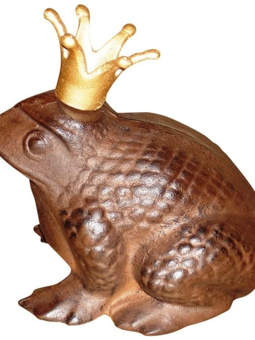 Frog Prince 2 500x667 - Frog Garden Safety Guard