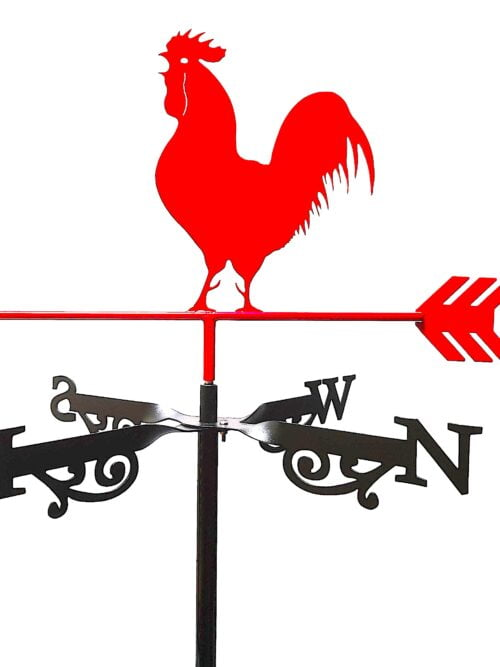 Red Rooster Wind Direction