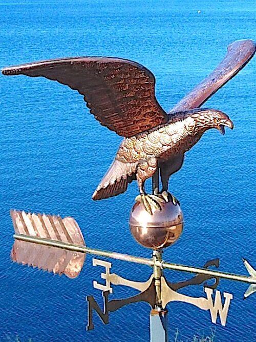 Massive Eagle Weathervane